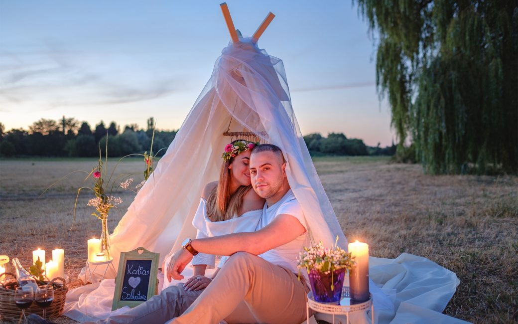 Die Lovestory von Katja&Salva